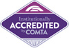 Accredited by Comta