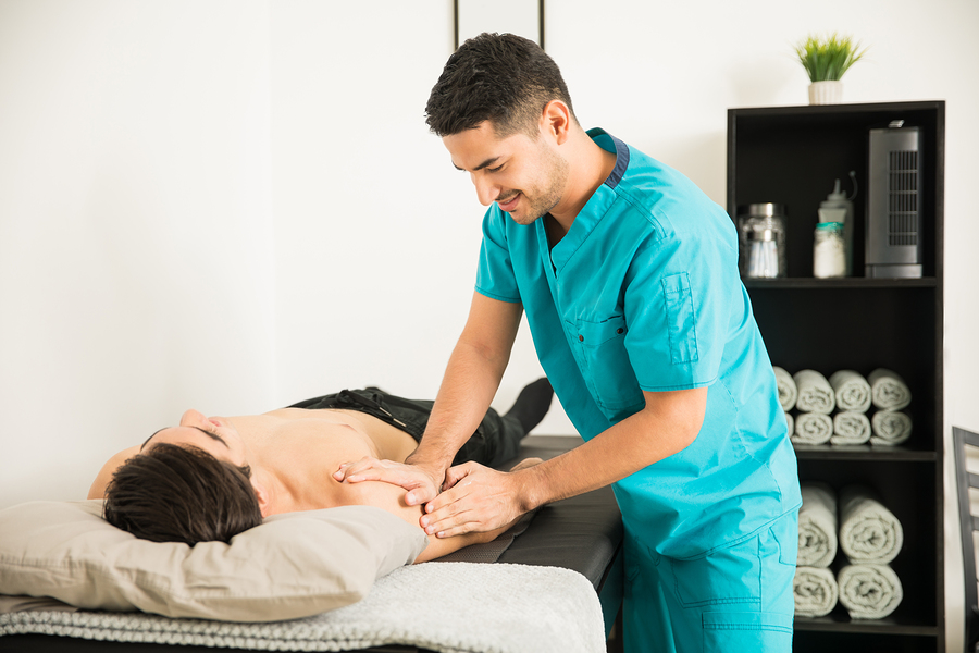 Becoming a Male Massage Therapist